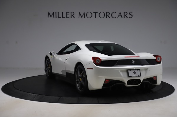 Used 2013 Ferrari 458 Italia for sale $229,900 at Aston Martin of Greenwich in Greenwich CT 06830 5