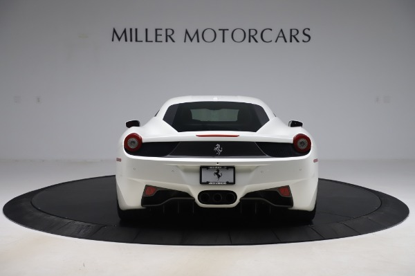 Used 2013 Ferrari 458 Italia for sale $229,900 at Aston Martin of Greenwich in Greenwich CT 06830 6