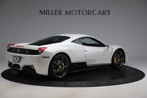 Used 2013 Ferrari 458 Italia for sale $229,900 at Aston Martin of Greenwich in Greenwich CT 06830 7