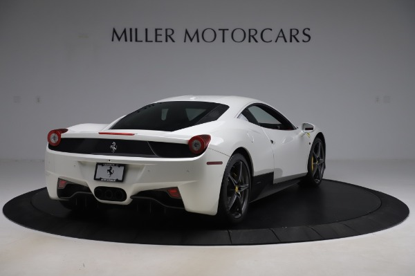 Used 2013 Ferrari 458 Italia for sale $229,900 at Aston Martin of Greenwich in Greenwich CT 06830 8
