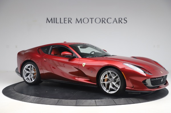 Used 2020 Ferrari 812 Superfast for sale Sold at Aston Martin of Greenwich in Greenwich CT 06830 10