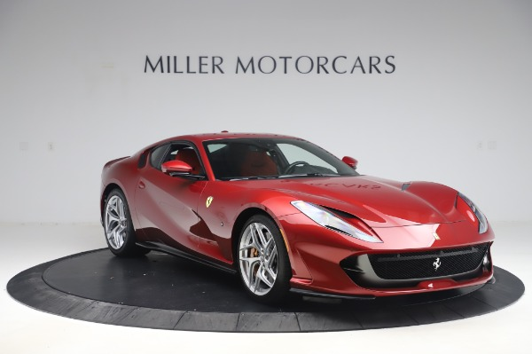 Used 2020 Ferrari 812 Superfast for sale Sold at Aston Martin of Greenwich in Greenwich CT 06830 11