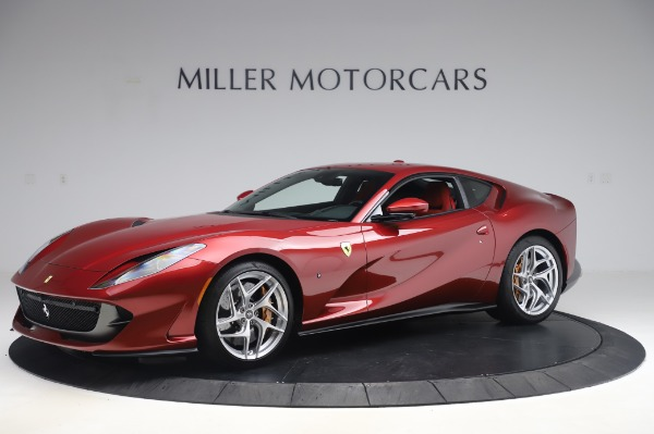 Used 2020 Ferrari 812 Superfast for sale Sold at Aston Martin of Greenwich in Greenwich CT 06830 2