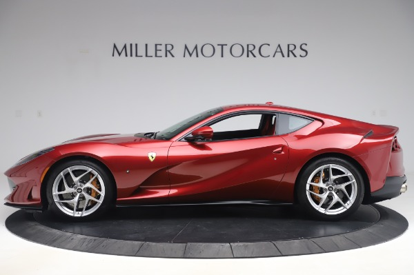 Used 2020 Ferrari 812 Superfast for sale Sold at Aston Martin of Greenwich in Greenwich CT 06830 3