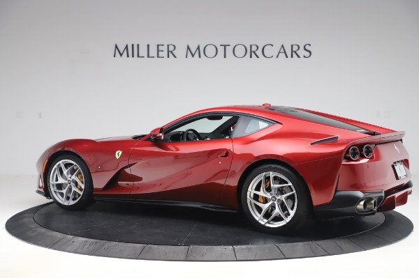 Used 2020 Ferrari 812 Superfast for sale Sold at Aston Martin of Greenwich in Greenwich CT 06830 4