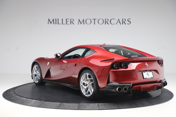 Used 2020 Ferrari 812 Superfast for sale Sold at Aston Martin of Greenwich in Greenwich CT 06830 5