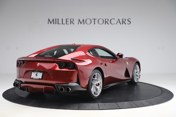 Used 2020 Ferrari 812 Superfast for sale Sold at Aston Martin of Greenwich in Greenwich CT 06830 7