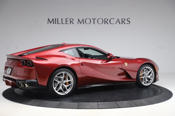 Used 2020 Ferrari 812 Superfast for sale Sold at Aston Martin of Greenwich in Greenwich CT 06830 8