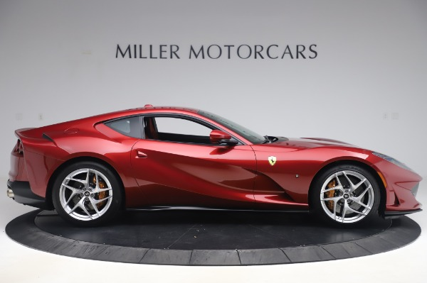 Used 2020 Ferrari 812 Superfast for sale Sold at Aston Martin of Greenwich in Greenwich CT 06830 9