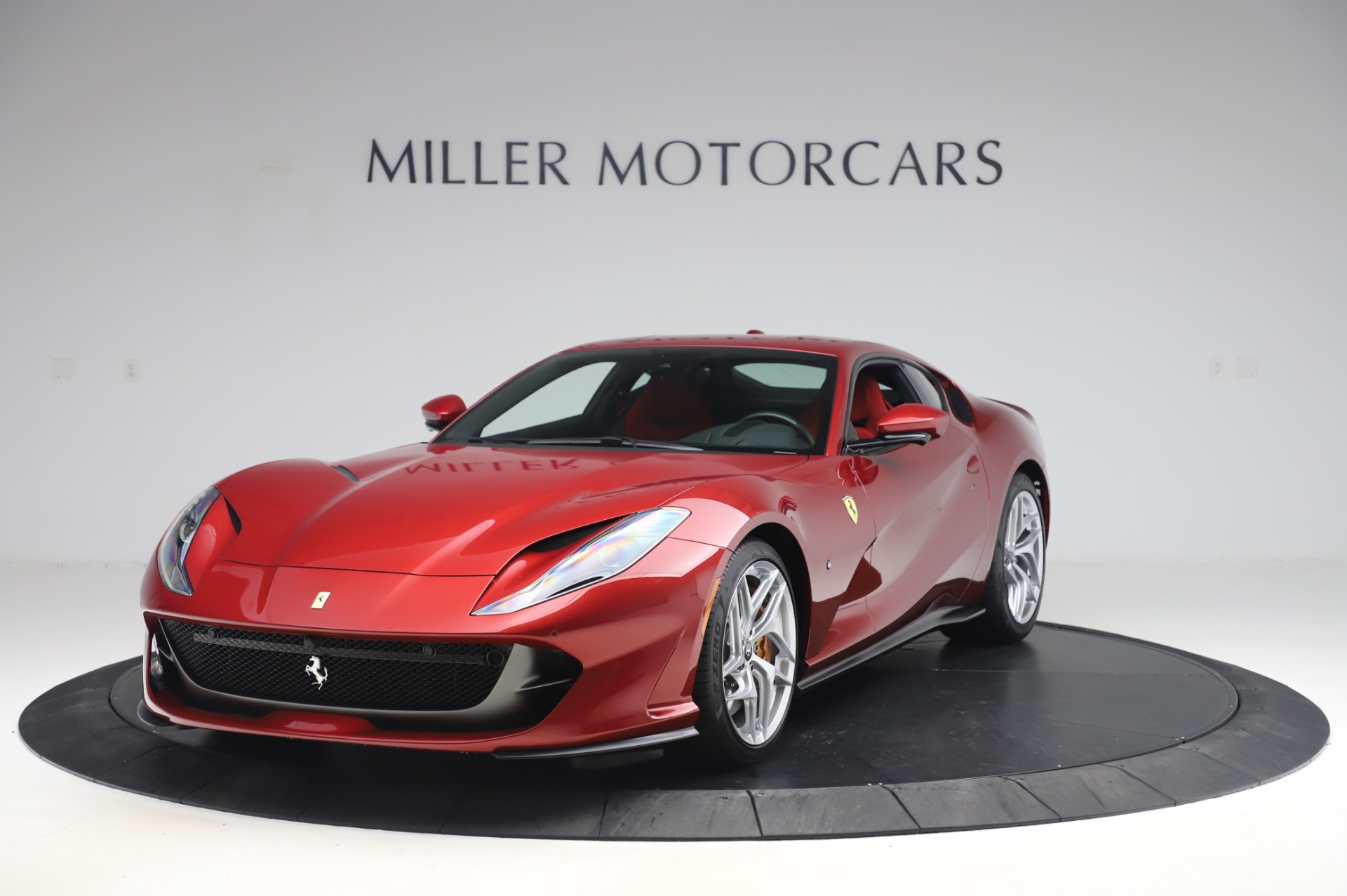 Used 2020 Ferrari 812 Superfast for sale Sold at Aston Martin of Greenwich in Greenwich CT 06830 1