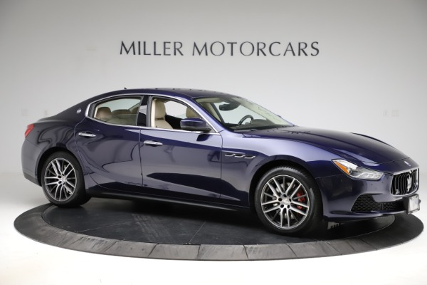Used 2017 Maserati Ghibli S Q4 for sale Call for price at Aston Martin of Greenwich in Greenwich CT 06830 10