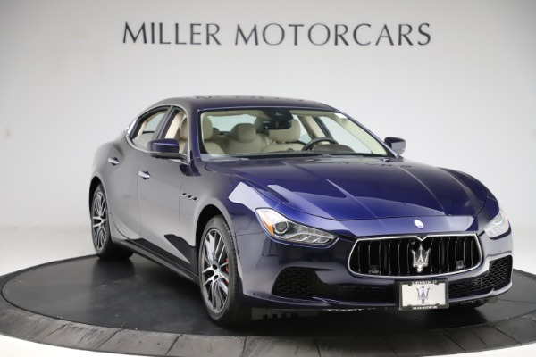 Used 2017 Maserati Ghibli S Q4 for sale Call for price at Aston Martin of Greenwich in Greenwich CT 06830 11
