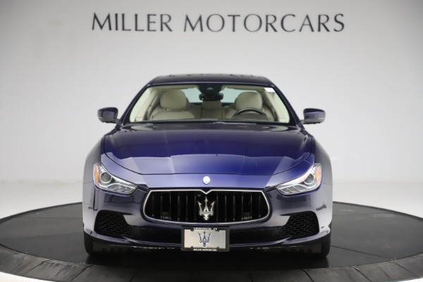 Used 2017 Maserati Ghibli S Q4 for sale Call for price at Aston Martin of Greenwich in Greenwich CT 06830 12