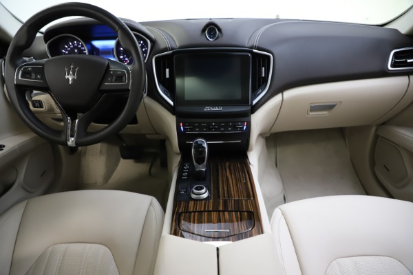 Used 2017 Maserati Ghibli S Q4 for sale Call for price at Aston Martin of Greenwich in Greenwich CT 06830 16