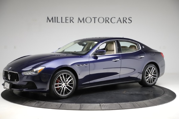 Used 2017 Maserati Ghibli S Q4 for sale Call for price at Aston Martin of Greenwich in Greenwich CT 06830 2