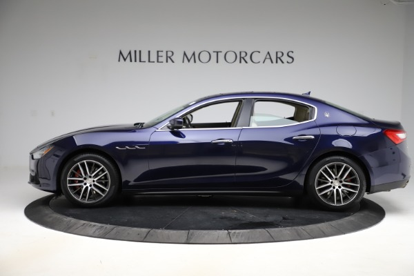 Used 2017 Maserati Ghibli S Q4 for sale Call for price at Aston Martin of Greenwich in Greenwich CT 06830 3