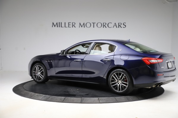 Used 2017 Maserati Ghibli S Q4 for sale Call for price at Aston Martin of Greenwich in Greenwich CT 06830 4