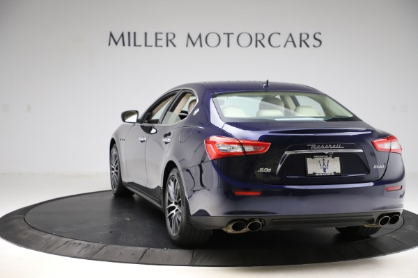 Used 2017 Maserati Ghibli S Q4 for sale Call for price at Aston Martin of Greenwich in Greenwich CT 06830 5