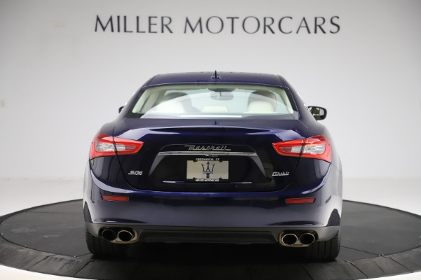 Used 2017 Maserati Ghibli S Q4 for sale Call for price at Aston Martin of Greenwich in Greenwich CT 06830 6