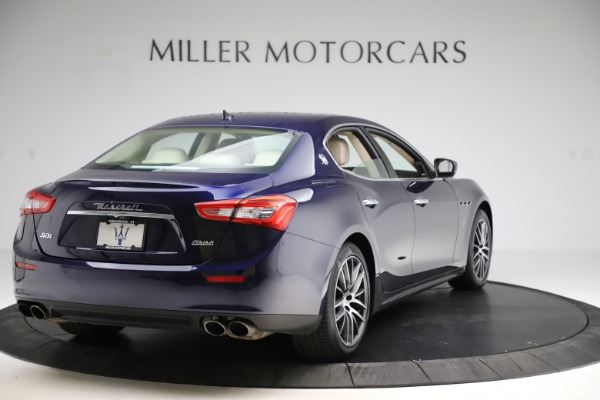 Used 2017 Maserati Ghibli S Q4 for sale Call for price at Aston Martin of Greenwich in Greenwich CT 06830 7