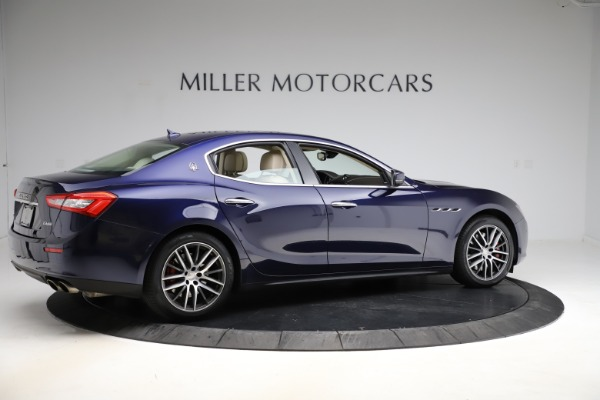 Used 2017 Maserati Ghibli S Q4 for sale Call for price at Aston Martin of Greenwich in Greenwich CT 06830 8
