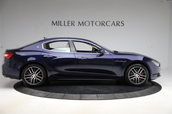 Used 2017 Maserati Ghibli S Q4 for sale Call for price at Aston Martin of Greenwich in Greenwich CT 06830 9