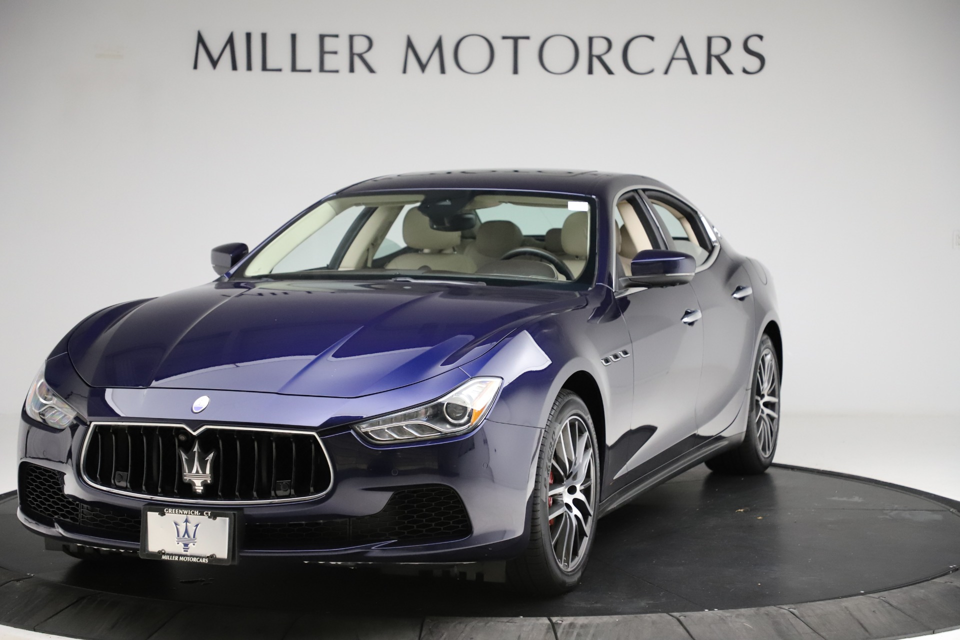 Used 2017 Maserati Ghibli S Q4 for sale Call for price at Aston Martin of Greenwich in Greenwich CT 06830 1