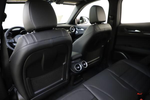 New 2020 Alfa Romeo Stelvio Ti Sport Carbon Q4 for sale $58,745 at Aston Martin of Greenwich in Greenwich CT 06830 20