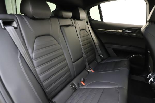 New 2020 Alfa Romeo Stelvio Ti Sport Carbon Q4 for sale $58,745 at Aston Martin of Greenwich in Greenwich CT 06830 26
