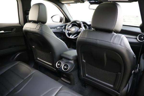 New 2020 Alfa Romeo Stelvio Ti Sport Carbon Q4 for sale $58,745 at Aston Martin of Greenwich in Greenwich CT 06830 28