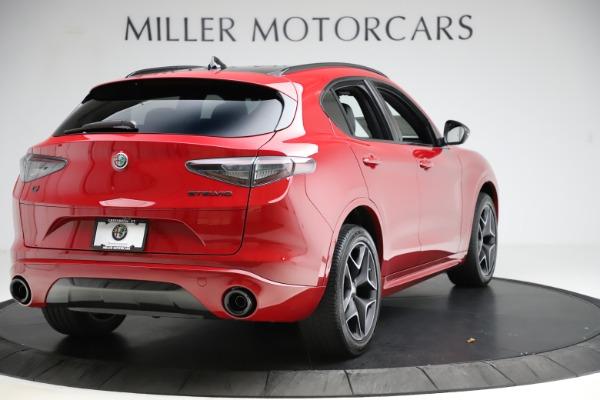 New 2020 Alfa Romeo Stelvio Ti Sport Carbon Q4 for sale $58,745 at Aston Martin of Greenwich in Greenwich CT 06830 7
