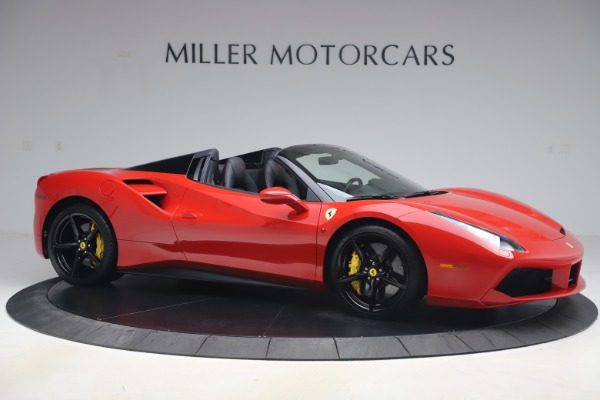 Used 2018 Ferrari 488 Spider for sale $286,900 at Aston Martin of Greenwich in Greenwich CT 06830 10