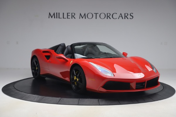 Used 2018 Ferrari 488 Spider for sale $286,900 at Aston Martin of Greenwich in Greenwich CT 06830 11