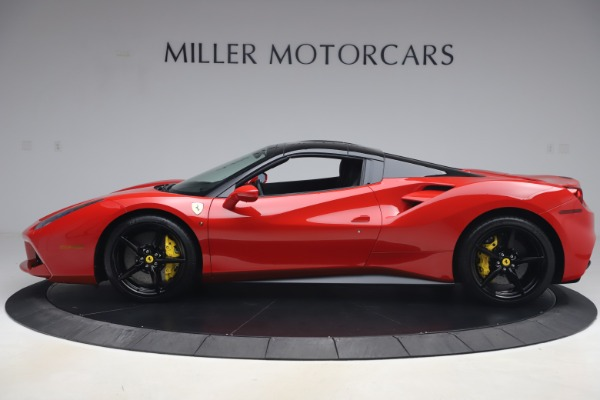 Used 2018 Ferrari 488 Spider for sale $286,900 at Aston Martin of Greenwich in Greenwich CT 06830 13