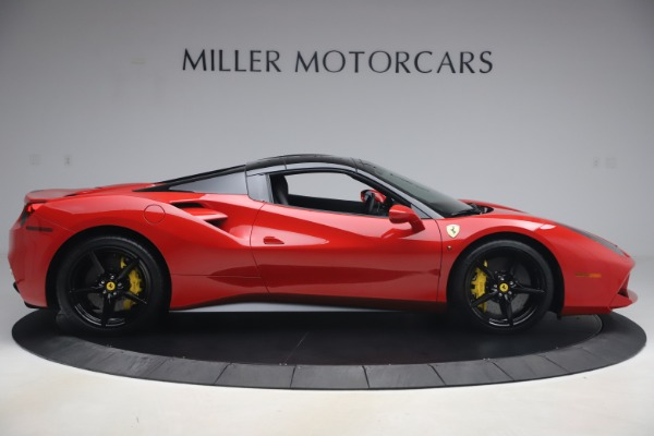 Used 2018 Ferrari 488 Spider for sale $286,900 at Aston Martin of Greenwich in Greenwich CT 06830 14
