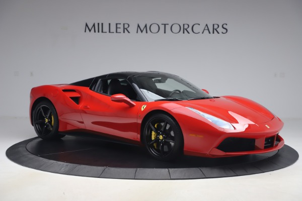 Used 2018 Ferrari 488 Spider for sale $286,900 at Aston Martin of Greenwich in Greenwich CT 06830 15