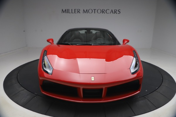 Used 2018 Ferrari 488 Spider for sale $286,900 at Aston Martin of Greenwich in Greenwich CT 06830 16