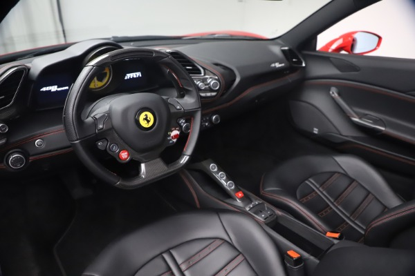 Used 2018 Ferrari 488 Spider for sale $286,900 at Aston Martin of Greenwich in Greenwich CT 06830 17