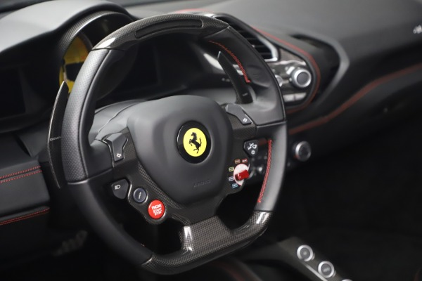 Used 2018 Ferrari 488 Spider for sale $286,900 at Aston Martin of Greenwich in Greenwich CT 06830 22