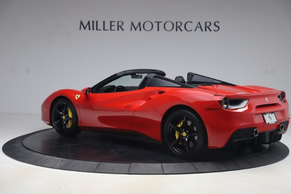 Used 2018 Ferrari 488 Spider for sale $286,900 at Aston Martin of Greenwich in Greenwich CT 06830 4