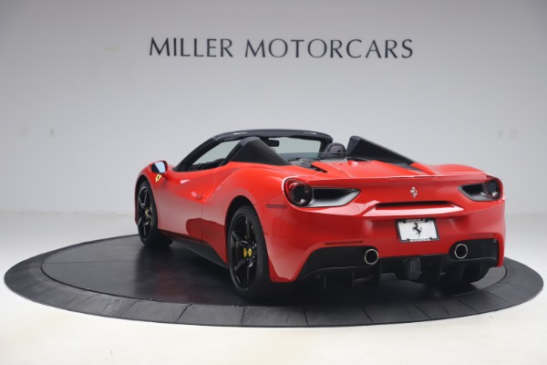 Used 2018 Ferrari 488 Spider for sale $286,900 at Aston Martin of Greenwich in Greenwich CT 06830 5