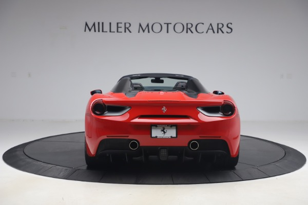 Used 2018 Ferrari 488 Spider for sale $286,900 at Aston Martin of Greenwich in Greenwich CT 06830 6