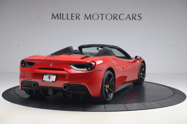 Used 2018 Ferrari 488 Spider for sale $286,900 at Aston Martin of Greenwich in Greenwich CT 06830 7