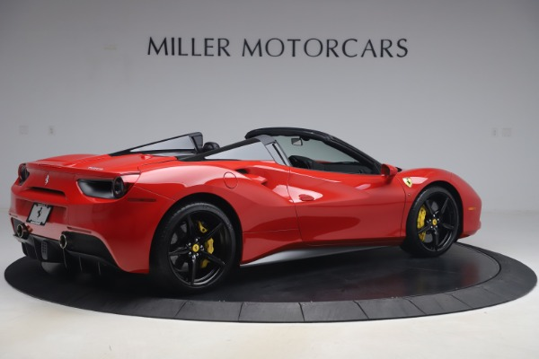 Used 2018 Ferrari 488 Spider for sale $286,900 at Aston Martin of Greenwich in Greenwich CT 06830 8