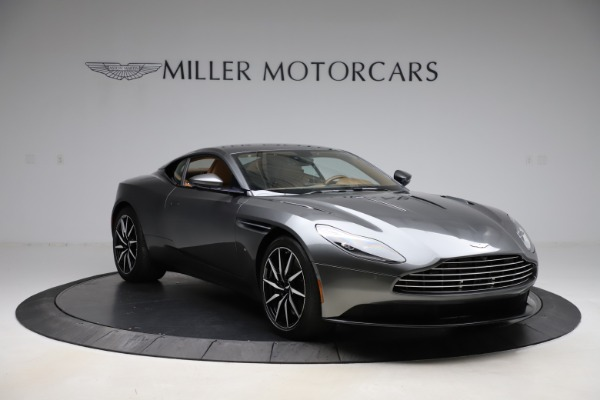 Used 2017 Aston Martin DB11 for sale $155,900 at Aston Martin of Greenwich in Greenwich CT 06830 10