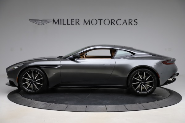 Used 2017 Aston Martin DB11 for sale $155,900 at Aston Martin of Greenwich in Greenwich CT 06830 2