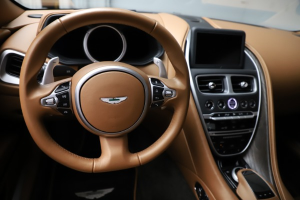 Used 2017 Aston Martin DB11 for sale $155,900 at Aston Martin of Greenwich in Greenwich CT 06830 21