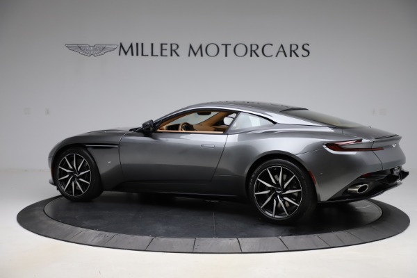 Used 2017 Aston Martin DB11 for sale $155,900 at Aston Martin of Greenwich in Greenwich CT 06830 3