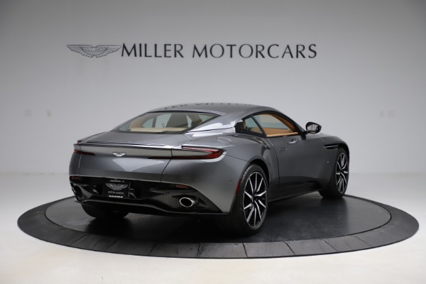 Used 2017 Aston Martin DB11 for sale $155,900 at Aston Martin of Greenwich in Greenwich CT 06830 6