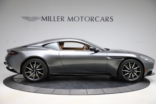 Used 2017 Aston Martin DB11 for sale $155,900 at Aston Martin of Greenwich in Greenwich CT 06830 8